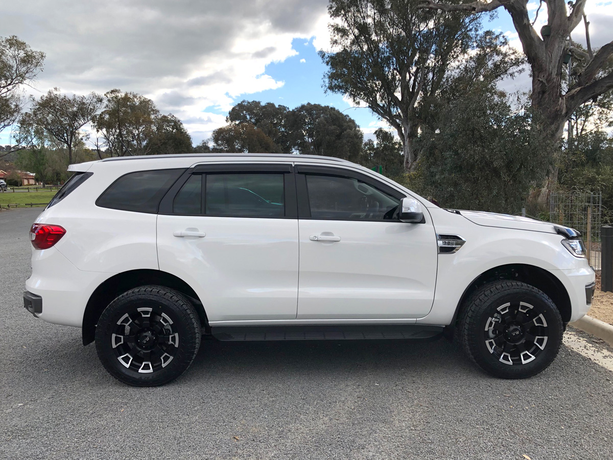 Albury Wodonga Snow Transfers Ford Everest