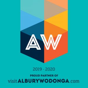 Visit Albury Wodonga Partner Logo